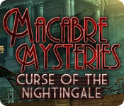 Free Macabre Mysteries: Curse of the Nightingale Mac Game