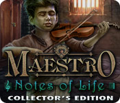 Free Maestro: Notes of Life Collector's Edition Mac Game