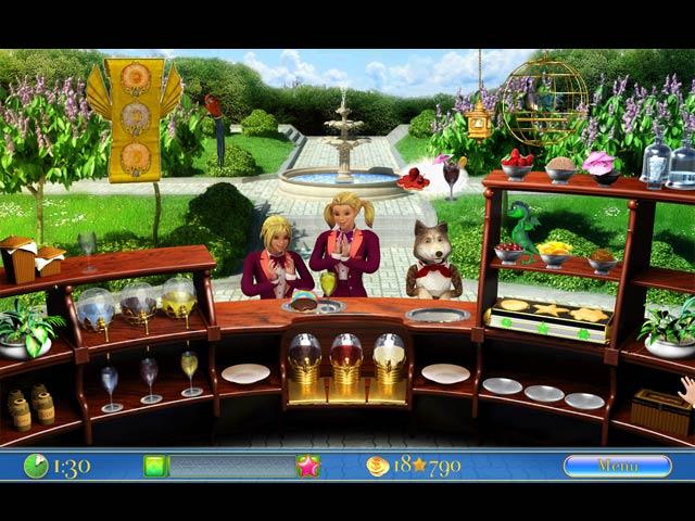 Magic Sweets Mac Game screenshot 1