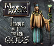 Free Mahjong Masters: Temple of the Ten Gods Mac Game