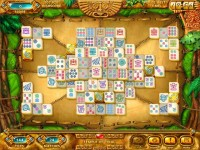 Mahjongg: Ancient Mayas for Mac Games screenshot 3