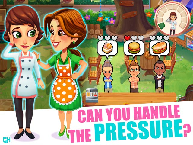 Mary le Chef: Cooking Passion Collector's Edition Mac Game screenshot 1