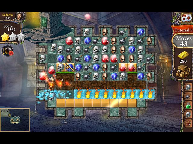 MatchVentures 2 Mac Game screenshot 1