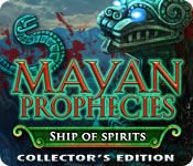 Free Mayan Prophecies: Ship of Spirits Collector's Edition Mac Game