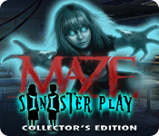 Free Maze: Sinister Play Collector's Edition Mac Game