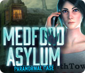 Free Medford Asylum: Paranormal Case Mac Game