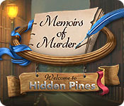 Free Memoirs of Murder: Welcome to Hidden Pines Mac Game