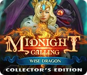 Free Midnight Calling: Wise Dragon Collector's Edition Mac Game