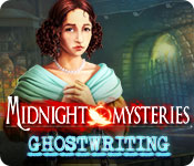 Free Midnight Mysteries: Ghostwriting Mac Game