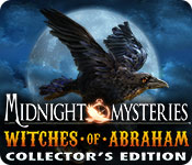 Free Midnight Mysteries: Witches of Abraham Collector's Edition Mac Game