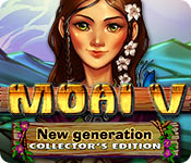 Free Moai V: New Generation Collector's Edition Mac Game
