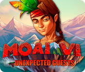 Free Moai VI: Unexpected Guests Mac Game