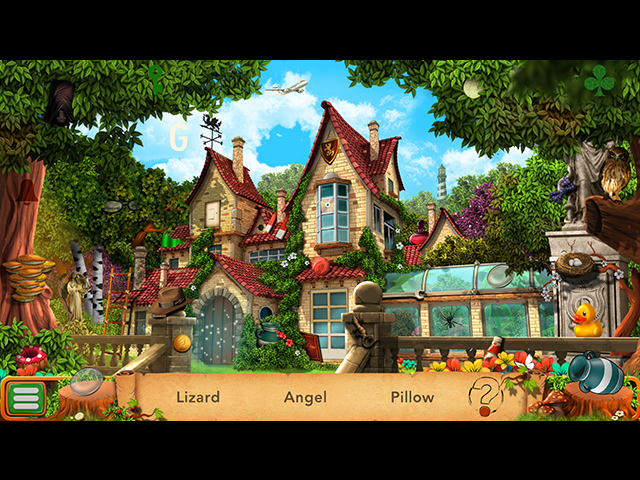 Montgomery Fox and the Case Of The Diamond Necklace Mac Game screenshot 1