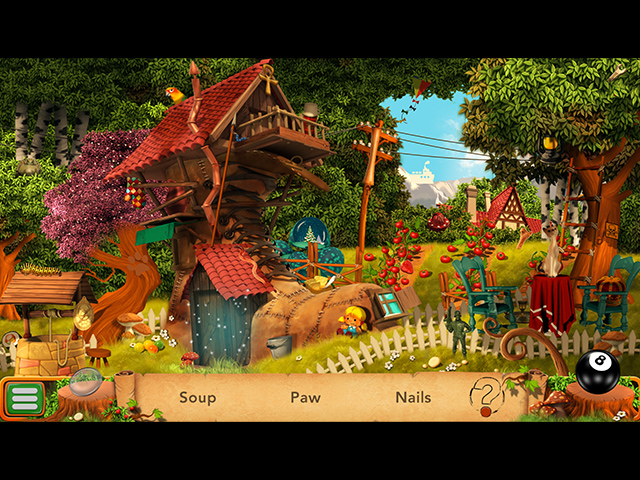 Montgomery Fox and the Case Of The Diamond Necklace Mac Game screenshot 2