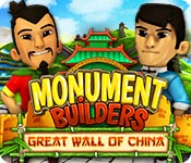 Free Monument Builders: Great Wall of China Mac Game