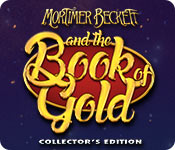 Free Mortimer Beckett and the Book of Gold Collector's Edition Mac Game