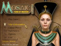 Free Mosaic: Tomb of Mystery Mac Game Free
