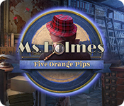 Free Ms. Holmes: Five Orange Pips Mac Game