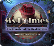 Free Ms. Holmes: The Monster of the Baskervilles Collector's Edition Mac Game