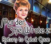 Free Murder, She Wrote 2: Return to Cabot Cove Mac Game
