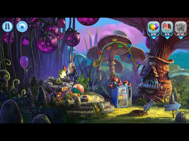 My Brother Rabbit Collector's Edition Mac Game screenshot 1