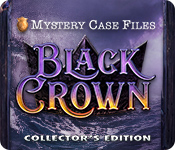 Free Mystery Case Files: Black Crown Collector's Edition Mac Game