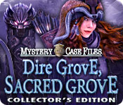 Free Mystery Case Files: Dire Grove, Sacred Grove Collector's Edition Mac Game