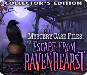 Free Mystery Case Files: Escape from Ravenhearst Collector's Edition Mac Game