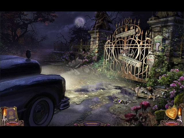 Mystery Case Files: Escape from Ravenhearst Mac Game screenshot 1