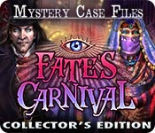 Free Mystery Case Files: Fate's Carnival Collector's Edition Mac Game