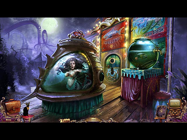 Mystery Case Files: Fate's Carnival Mac Game screenshot 2