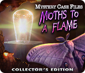 Free Mystery Case Files: Moths to a Flame Collector's Edition Mac Game