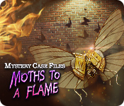 Free Mystery Case Files: Moths to a Flame Mac Game