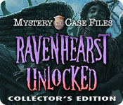 Free Mystery Case Files: Ravenhearst Unlocked Collector's Edition Mac Game