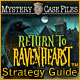 Mystery Case Files: Return to Ravenhearst Strategy Guide Mac Games Downloads image small