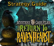 Free Mystery Case Files: Return to Ravenhearst Strategy Guide Mac Game