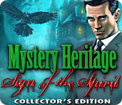 Free Mystery Heritage: Sign of the Spirit Collector's Edition Mac Game