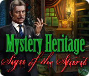 Free Mystery Heritage: Sign of the Spirit Mac Game