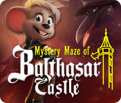 Free Mystery Maze of Balthasar Castle Mac Game