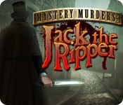 Free Mystery Murders: Jack the Ripper Mac Game