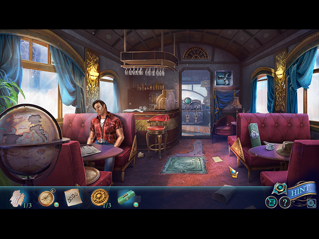 Mystery of the Ancients: No Escape Mac Game screenshot 1