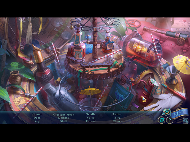 Mystery of the Ancients: No Escape Mac Game screenshot 2