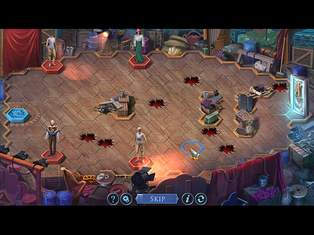 Mystery of the Ancients: No Escape Mac Game screenshot 3