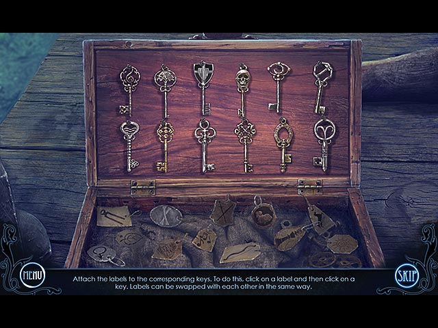 Mystery of Unicorn Castle: The Beastmaster Collector's Edition Mac Game screenshot 3