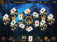 Free Mystery Solitaire: Arkham's Spirits Mac Game Download