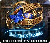 Free Mystery Tales: Dangerous Desires Collector's Edition Mac Game