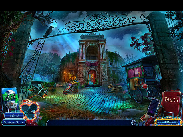 Mystery Tales: Dealer's Choices Collector's Edition Mac Game screenshot 1