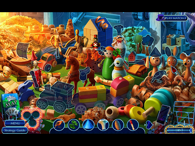 Mystery Tales: Dealer's Choices Collector's Edition Mac Game screenshot 2