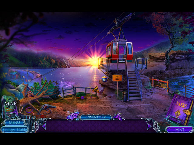 Mystery Tales: The Reel Horror Collector's Edition Mac Game screenshot 1