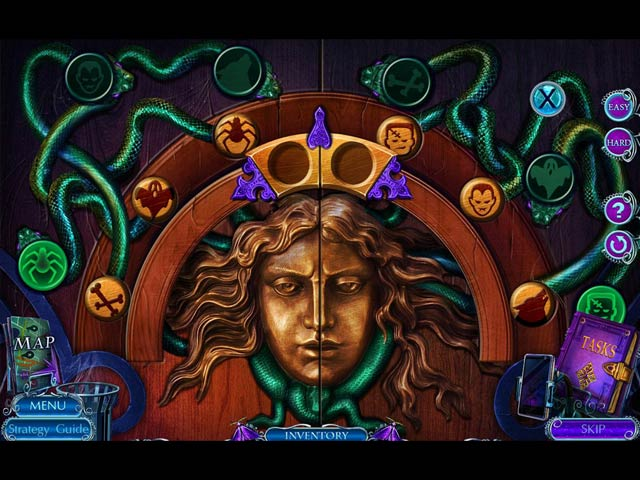 Mystery Tales: The Reel Horror Collector's Edition Mac Game screenshot 3